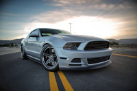 Restyling Our 2013 Mustang With Body Modifications From ROUSH