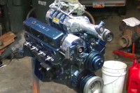 Video: Blown 406 Chevy Gets Time-Lapse Rebuild
