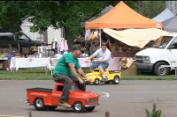Video: 1/2 Scale Cars - Miniature Muscle Machines