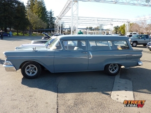 58 Ford 2 Door Wagon 2