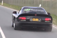Video: Dodge Viper GTS Takes on A Lambo and More Serious Competition