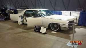Adam Bauer 65 Suicide Door Caddy 1