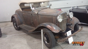 Deret Kehlet 32 Ford Barn Car