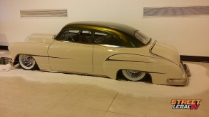 Eric Lind 50 Chev Style Line