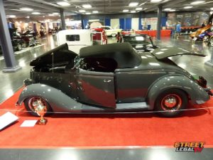 John Thompson 36 Ford Roadster 2