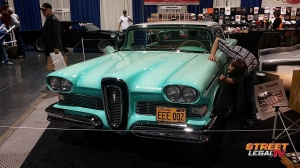 Mitch Spicher 1958 Edsel aka Emotion 5