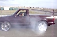 Video: Kid In A Chevy SS Boils The Tires
