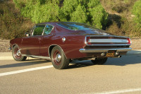 1967 Barracuda S - European Styling Made The American Musclecar Way
