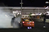 Insanity: 4.5 Minutes Of Fire, Smoke, And An Exploding Supercharger
