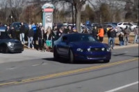 Video: Mustang Shows You How To Cancel Cars and Coffee