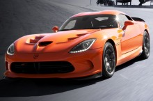 Video: Awesome Car, Baffling Video, SRT Viper TA at Willow Springs