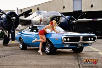 Planes, Dames & Automobiles: The Active and Alluring Tancy Marie