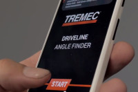 TREMEC And Technology Create New Driveline Angle App For Smartphones