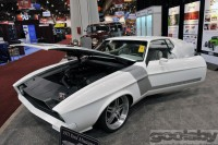 Video: The Totally Custom '71 Pegasus Mustang Built By Goolsby