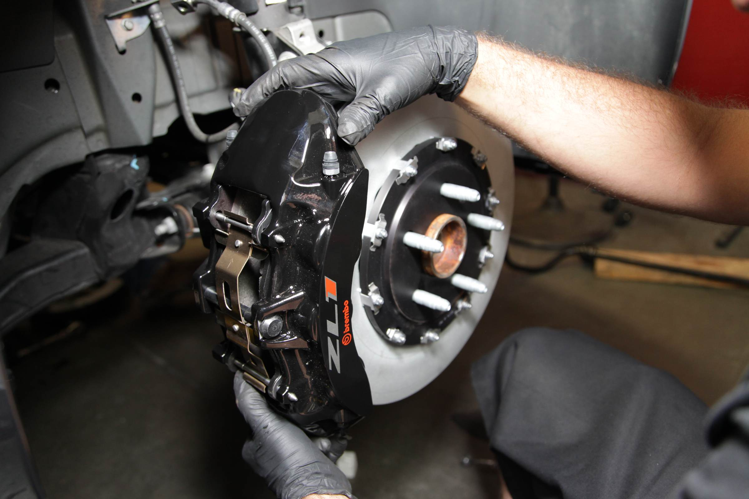 Chevrolet Performance ZL1 Brake Upgrades For Our Track Camaro