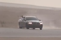 Video: Saudi Hoons Stake Claim For Worlds Biggest Knucklehead Driver