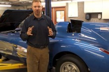 Video: Jonsey's Automotive Restoration Restores a 1956 SR-2 Corvette