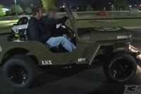 Video: Riding In The LSX Willys Jeep