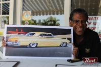 Icon Steve Stanford Preps For Debut Exhibit At The Petersen Museum