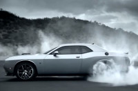Check Out Dodge's Smokey Burnout Ad for the Challenger Scat Pack