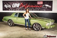 "Video: UMI Performance's ""Green Machine"" In Action"