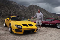 Video: Matt Farah Drives the RingBrothers' DeTomaso Pantera, ADRNLN
