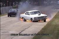 Video: Chevelle Transmission Explodes At Arkansas Drag Strip