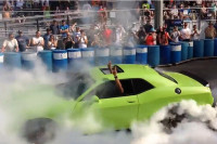 Chryslers At Carlisle: Ralph Gilles Treats Crowd To Hellcat Burnout