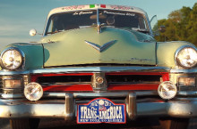Video: Son Takes Chrysler New Yorker The Distance In Father's Honor