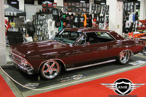 Video: Living In The Here And Now With A 1966 Chevelle Malibu