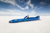 The Challenger II Returns To Bonneville: The Mission