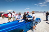The Challenger II Returns To Bonneville: The Team