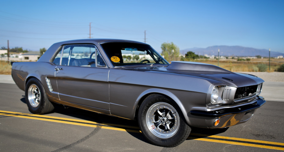 Painting Biting The Bullitt With DuPont And JEP Autoworks