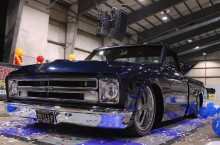 Scott's Hotrods Unveils The Goodguys G10 Giveaway Truck At PPG Nats