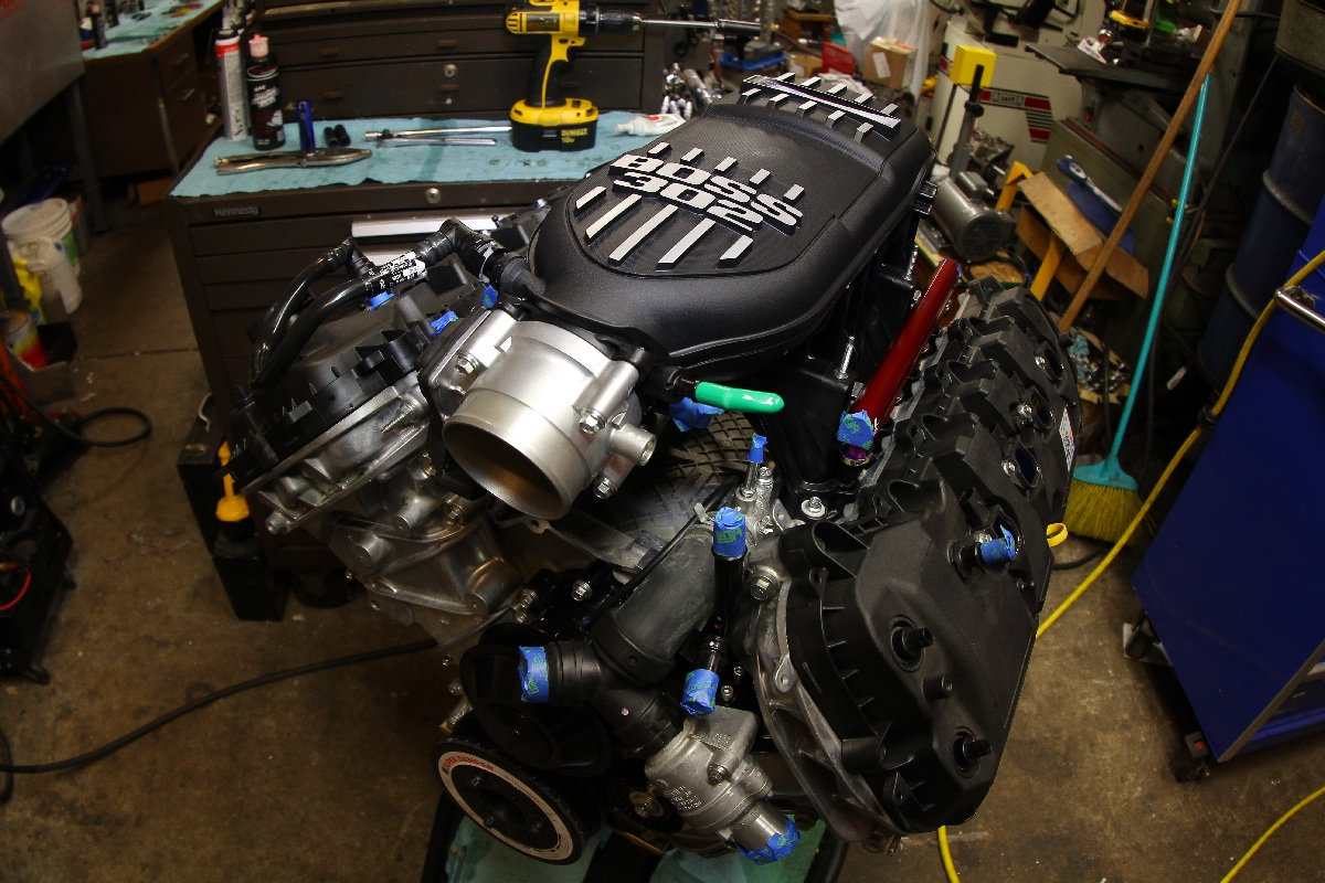 Wild E. Coyote Eats E85 On The Dyno, 826.3 Horsepower Is The Result
