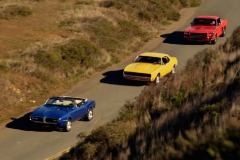 Video: What Does Rock Group Train Have In Common With Classic Cars?