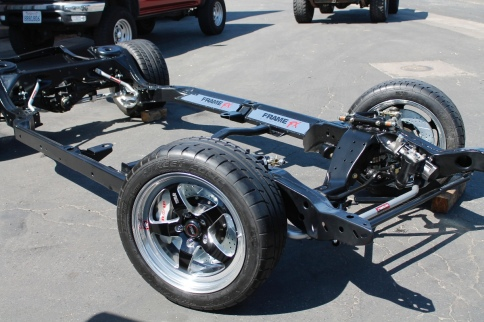 Hellwig Motorsports Gets Into The Cone Zone With Frame FX