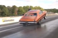 Video: Chevelle Goes Wheels Up and Oil Pan Down