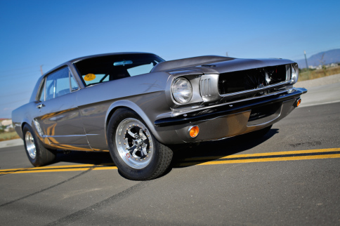 Restoring Biting The Bullitt's Exterior With Mustangs Unlimited