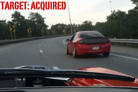 Video: Careful Who You Pick On, 600HP Camaro Gets Owned By SRT4 Neon