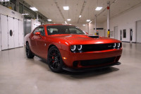 Video: Hellcat Challenger Sells For $825,000 At Barrett-Jackson