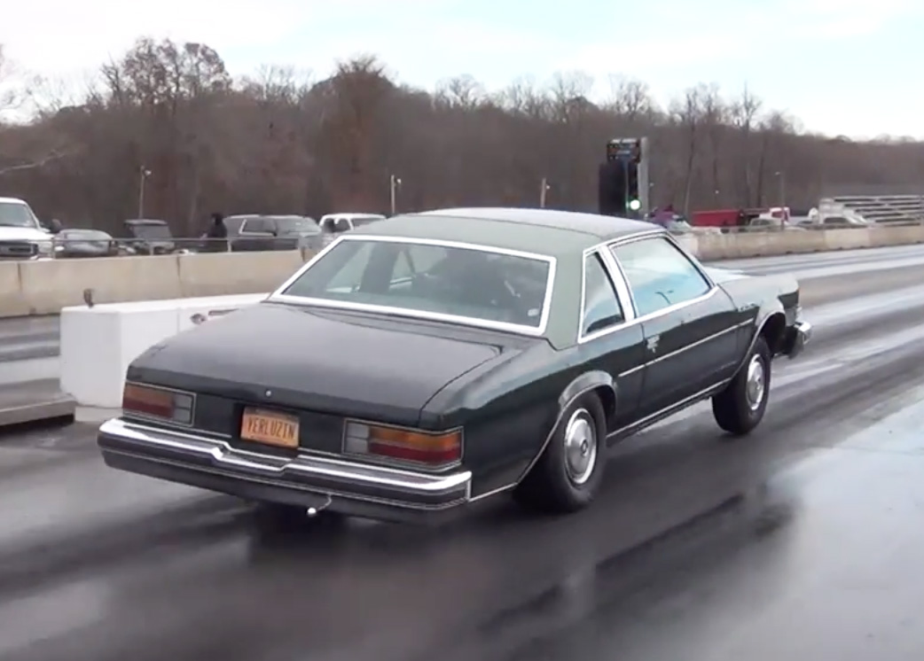 Video: Grandpa's Big-Body Buick 'Sleeper' Goes 9's With Authority
