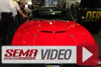 SEMA 2014: Classic Industries A Driving Force For Industry Big-Names