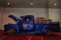 SEMA 2014: Blevins' Auto Debuts At SEMA With LS-Powered 3100