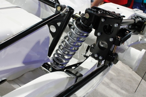 Video: Bolt-In Six-Link Rear Suspension For Mopar A-Body From QA1