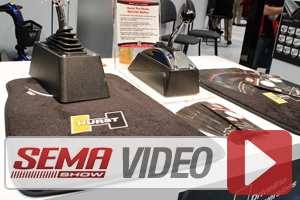 SEMA 2014: Hurst Shifters Brings The Iconic Brand Back To Its Roots