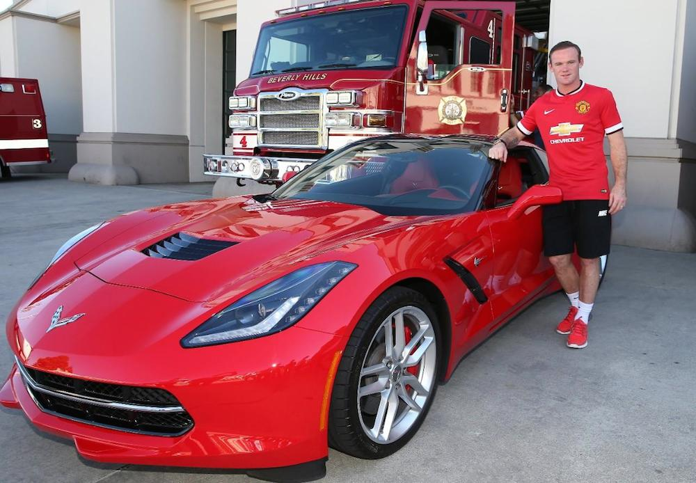 Manchester United Players Don't Like Their Free Chevrolets