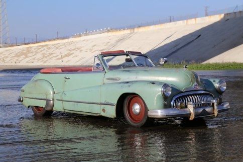 Video: Derelict #6 - ICON'S LS9 Powered 1948 Buick Super Convertible