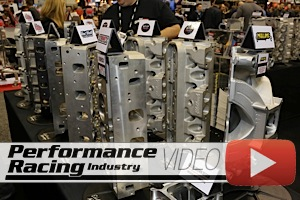PRI 2014: Edelbrock Showcases Their Custom CNC Head Porters