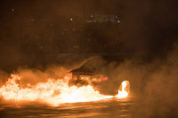 Video: That's Not a Fire, Aussie Burnout Contestant Won't Give Up